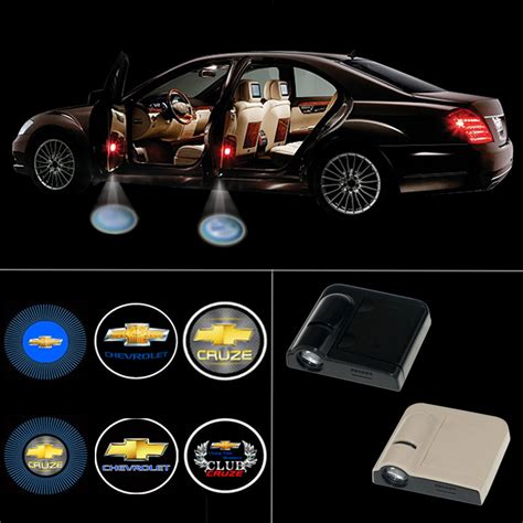 car door lights wireless led car door light logo projector welcome ghost