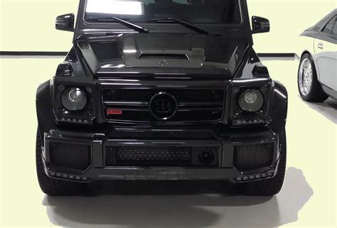 exterior door brabus g63 g65 amg widestar conversion kit gwagenparts