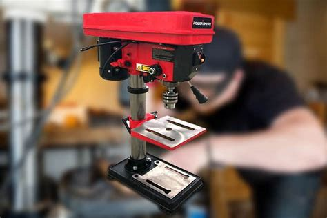 detailed guide      drill press