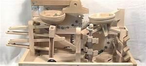 Kugelbahn Für Erwachsene : marble machines holz kugelbahn ~ Watch28wear.com Haus und Dekorationen