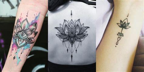 fiori di ciliegio tatuati tatuaggi fior di loto significato e tante foto