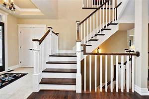 Enhance Your Home with Stair Railings Styles EVA Furniture