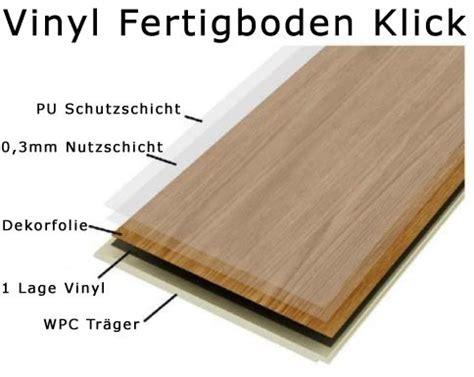 Pvc Boden Nutzungsklasse 23 vinyl designbelag fertigboden nutzschicht 0 3mm