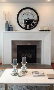 Fireplace, Mantel, Decoration, Tips, And, Ideas