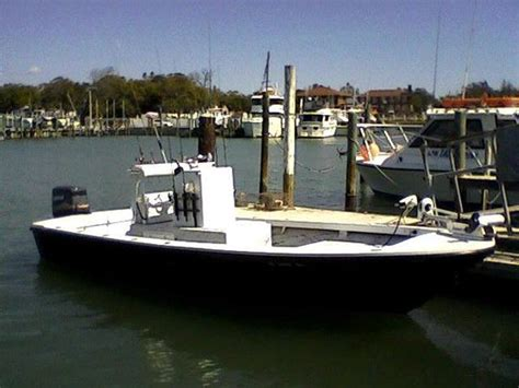 Custom Built Bay Boats by Custom Built 24 Ft Bay Boat Picture Of Largo Florida