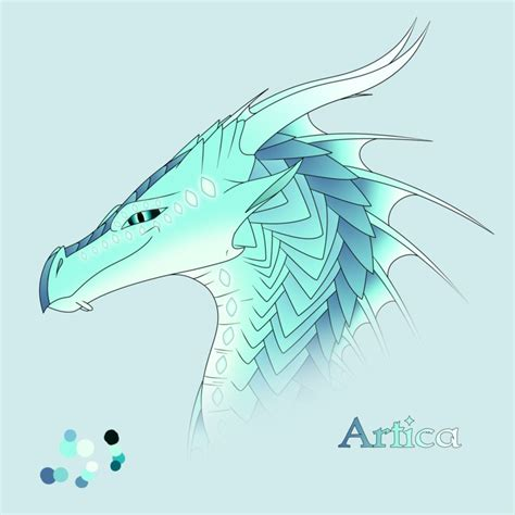 s oc wings of character midna she is a seawing nightwing hybrid outstanding dragons