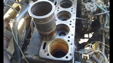 motor mwm serie passando agua pro oleo veja uma das
