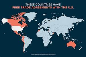 America's Free Trade Agreements: 20 Countries, 30 Years, 1 ...