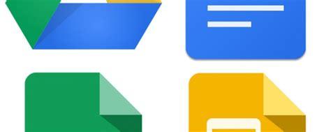 google drive docs sheets and slides