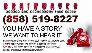 CALL AND LEAVE YOUR STORY FOR US VIA VOICEMAIL NOW ...