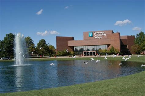 Cuyahoga Community College Names President Of Western