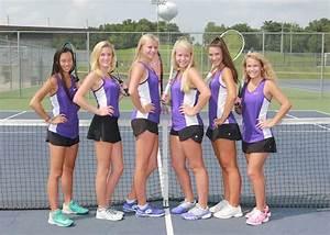 Park Hill South Panthers Girls Tennis Photos