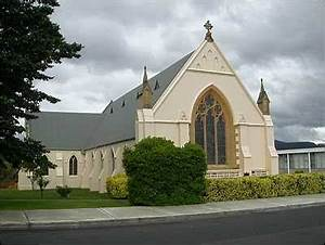 Places to Visit - St Matthew's Anglican Church, New Norfolk