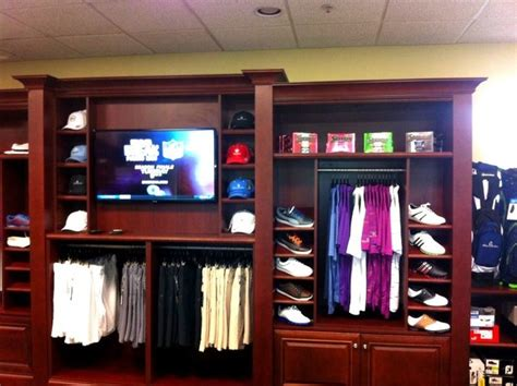 golf pro shop remodel traditional closet miami by