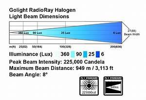 Golight U00ae 7951  Radioray Halogen With Handheld Wireless