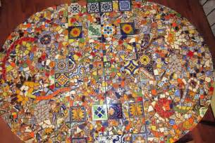 mosaic table top roamingartist s