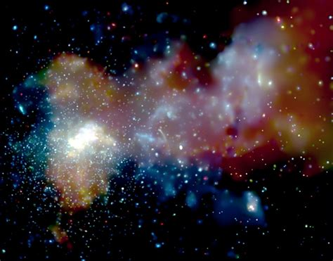 What The Name Our Galaxy Universe Today