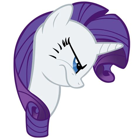 Angry Rarity By Neilharbin0 On Deviantart