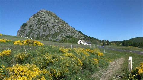 photo le mont gerbier de jonc
