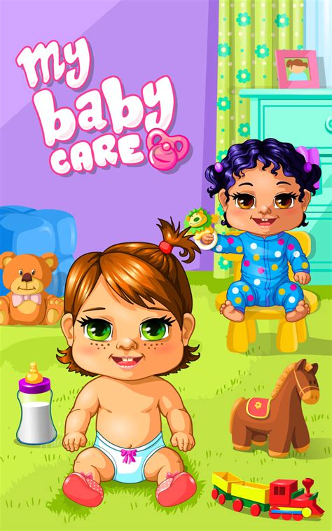 amazoncom  baby care babysitter game  kids