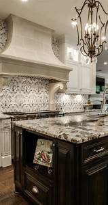 Kitchen Cabinet Backsplash Old World Projecthamad
