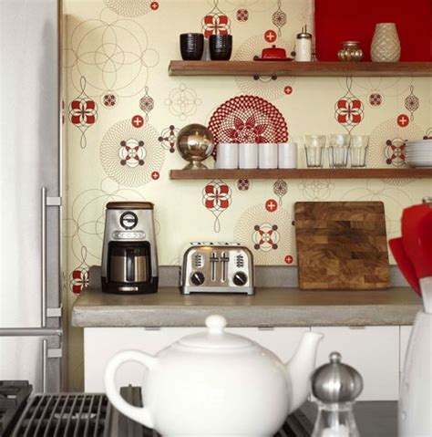 country kitchen wallpaper patterns papel de parede para cozinha lav 225 vel 40 dicas 6177