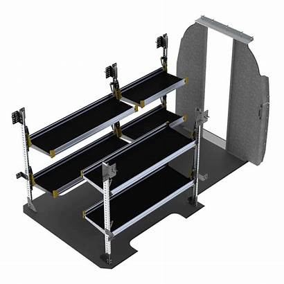 Sprinter Van Shelving Delivery Package Dhs Wb