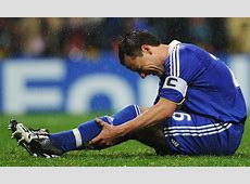 Chelsea captain John Terry is still haunted by his penalty
