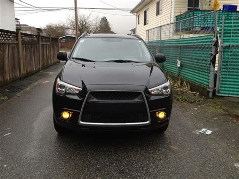 Mitsubishi Outlander Sport Modification by Lbsgt 2011 Mitsubishi Outlander Sport Specs Photos