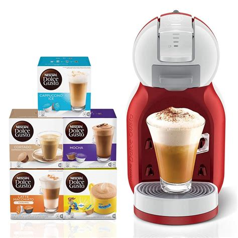 Keep your nescafé dolce gusto® coffee machine in tip top condition by learning the easy way to descale it using our liquid water. Nescafe Dolce Gusto Mini Coffee Machine,Coupon Code AMAZON15 : CoffeeShoppee.ae | Serving coffee ...