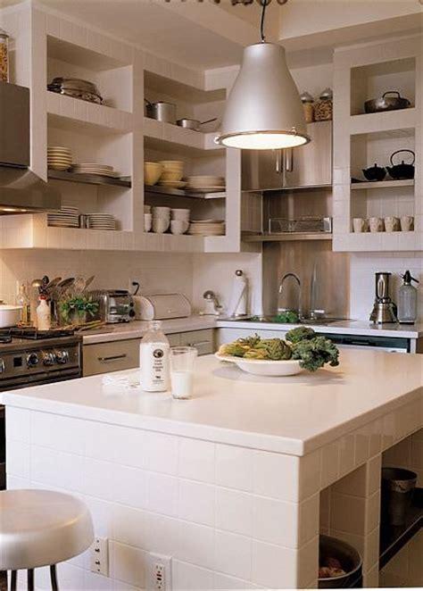 cuisine blanche avec ilot central cuisine blanche à l 39 ancienne maison