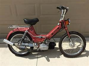 1980 Puch Newport 2 Speed Automatic Moped Scooter Bike