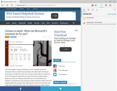 microsoft edge in depth learn everything about the new