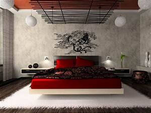 pomysl na sypialnie nowoczesna sypialnia 10 - Architekt o
