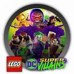 Lego Dc Villains Super Icon Deviantart Favourites