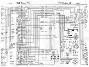 1969 Dodge Charger Wiring Harness Diagram