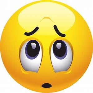 Worried Emotico... Worried Emoji