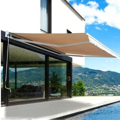 awnings retractable motorized awnings suppliers  dubai