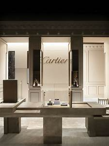 tristan auer cartier jewelry shop design display With decor interior and jewelry