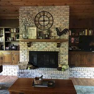 The, Best, Fireplace, Ideas, For, Farmhouse
