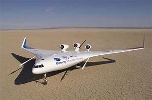 NASA's Blended Wing Body Aircraft Picks Up Speed   WIRED