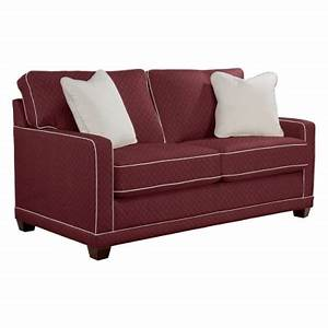 La z boy 593 kennedy apartment size sofa discount for Apartment size sectional sofa with recliner