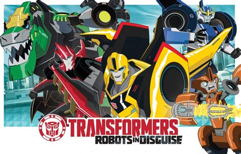 Transformers: Robots in Disguise: Season Two Coming to ...