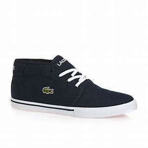 Lacoste Ampthill Shoes - Dark Blue | Free Delivery* on All ...