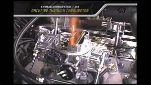 Troubleshooting - Backfire Through Carburetor