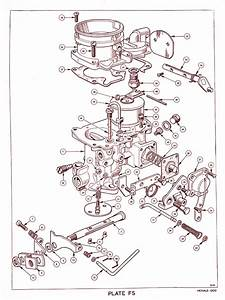 Solex Carburettor  B30pse1