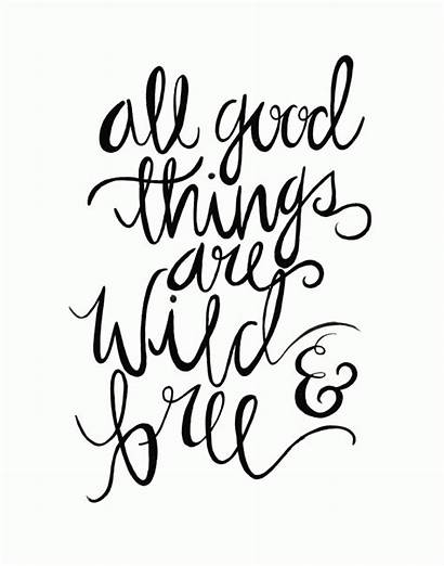 Wild Coloring Where Quotes Printable Printables Quote