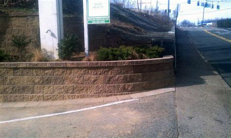 retaining wall builders bergen county nj d d tree and