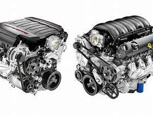 Corvette  Gm Truck V8 Engines Have Much In Common