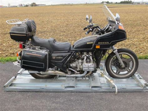 1980 Honda Goldwing 1100 Motorcycles For Sale